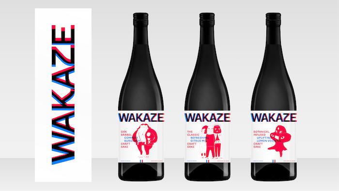 Wakaze saké français