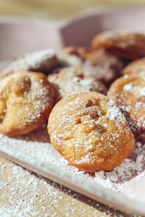recette de Beignets de pommes Reine des Reinettes