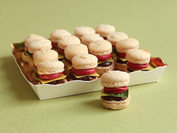Macaron Sweetburger