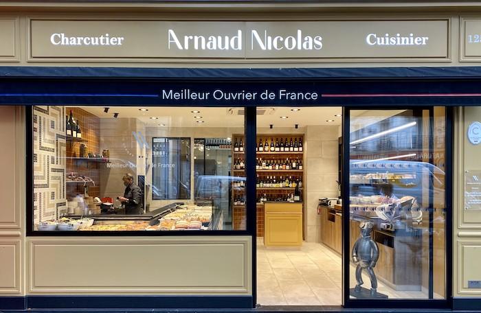 boutique rue Caulaincourt