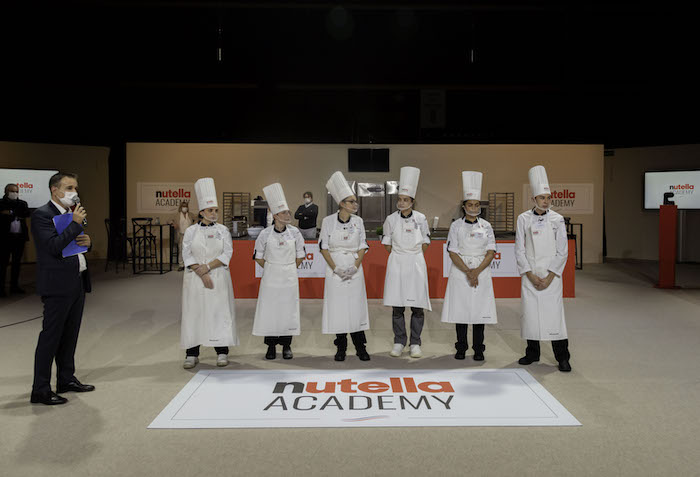 candidats  Nutella  Academy  2020