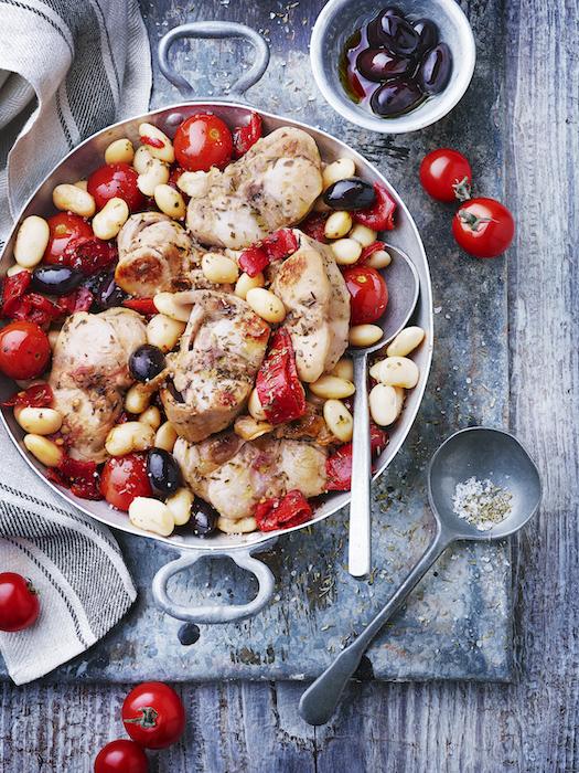 recette de Casserole express de lapin