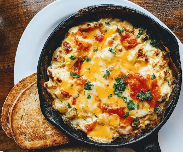 Les 18 meilleures recettes d'œuf