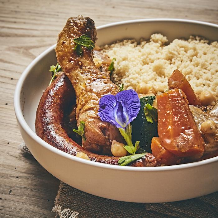 recette de Couscous facile aux 3 viandes