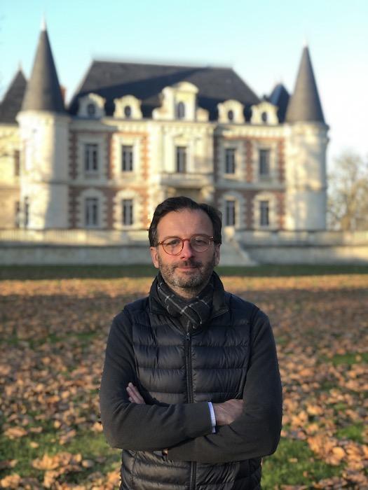 Charles Lemoine nouveau dirceteur général de Lamothe Bergeron