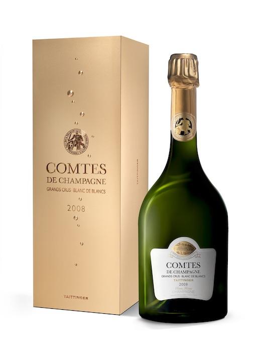 Comtes de Champagne 2008 Taittinger