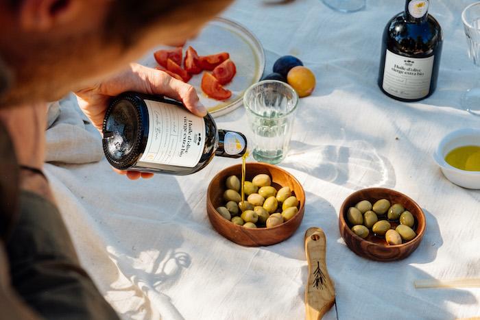 Cuvée Privée adopter un olivier