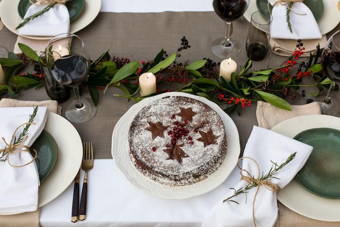 recette de Gâteau au chocolat sans farine