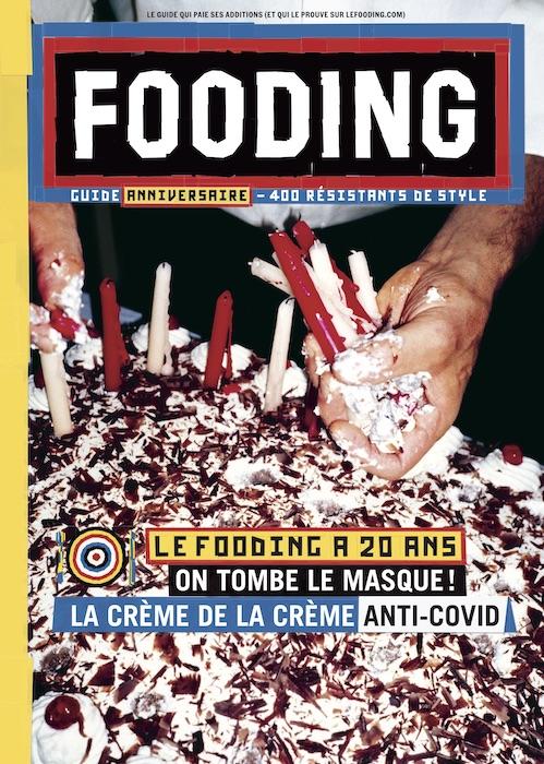 Le palmarès Fooding 2021