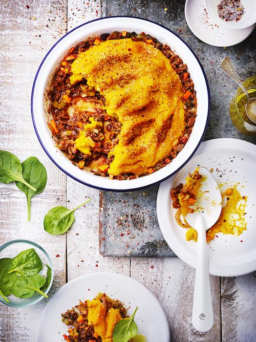 recette de Hachis parmentier de carottes