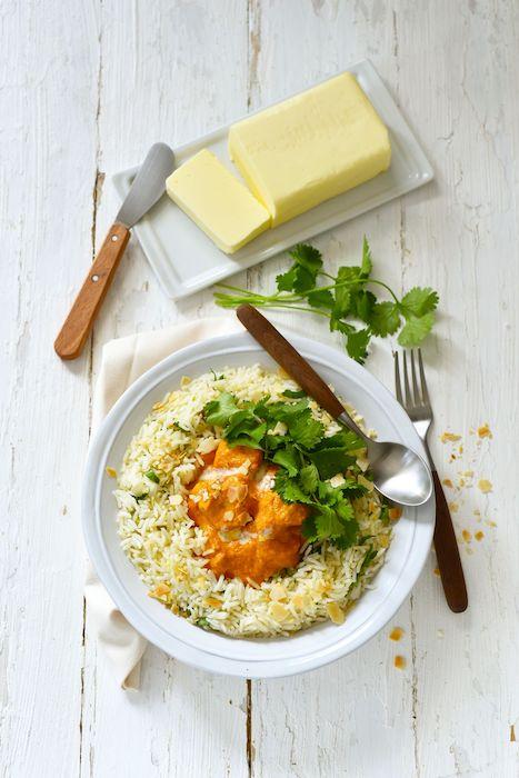 recette d'Indian butter chicken