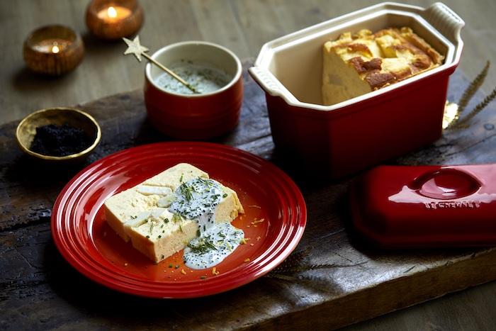 recette de Terrine de coquilles Saint-Jacques