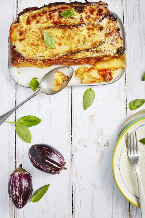 recette de Moussaka aux pommes de terre