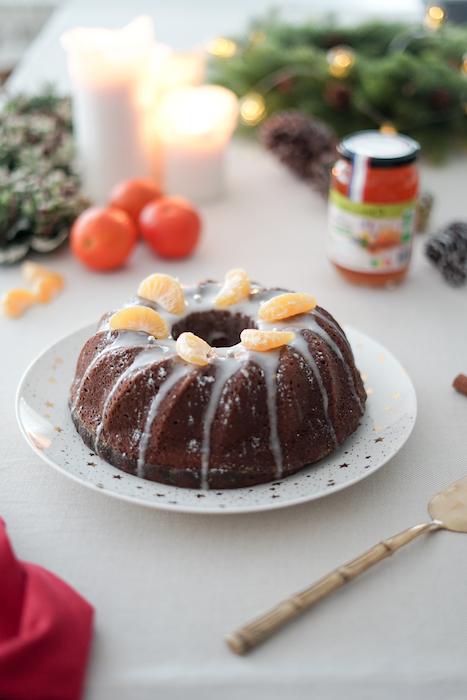 recette de Bundt cake aux épices