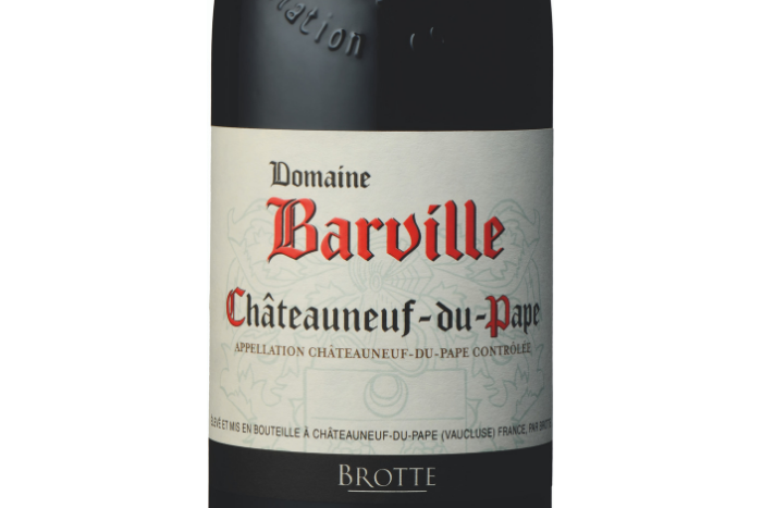 Domaine Barville Rouge 2016