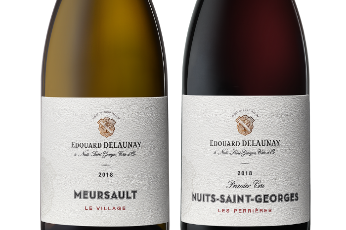 Les Bourgognes 2018 d'Edouard Delaunay