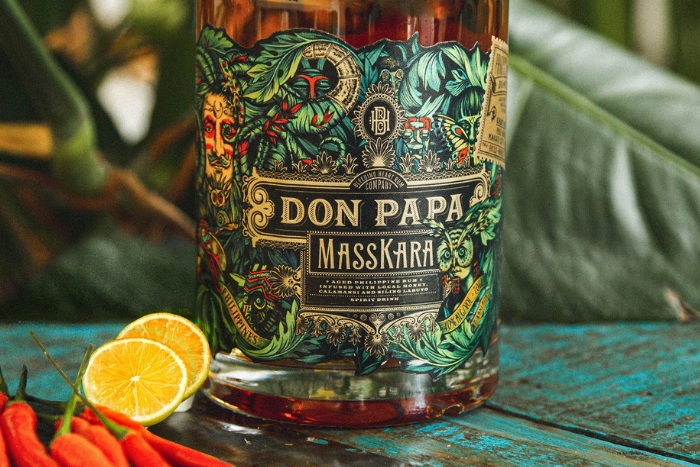 Don Papa Masskara Daiquiri