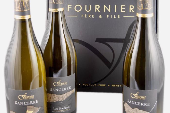 Le coffret parcellaire du Domaine Fournier