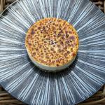 Cheesecake cuit à la ricotta