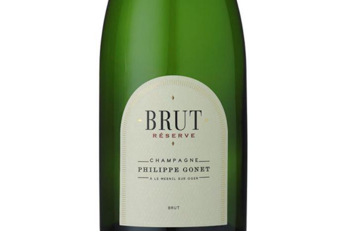 Le Brut Réserve de Philippe Gonet