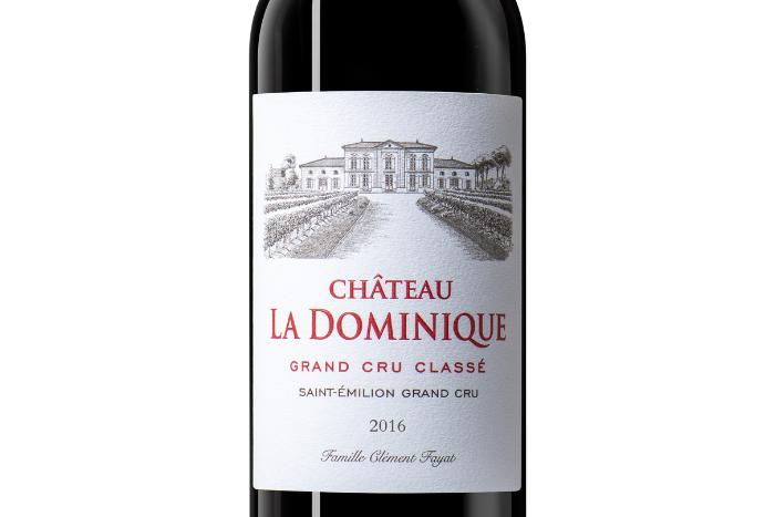 Château La Dominique 2016