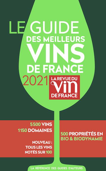 Le guide des Meilleurs vins de France 2021