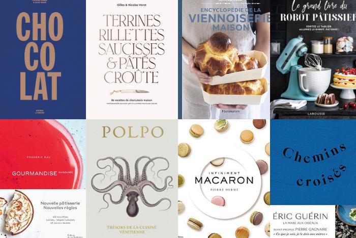 les livres de cuisine d'octobre 2020