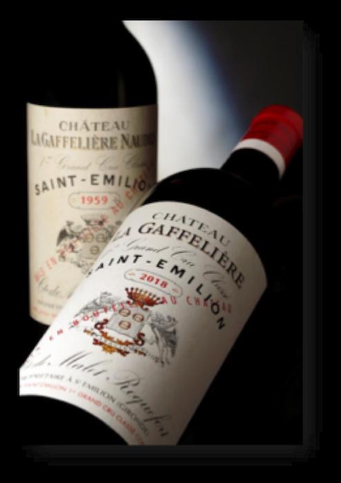 étiquette 2018 La Gaffelière