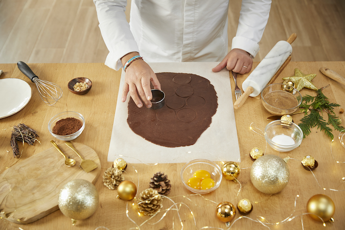 pâte sucrée chocolat