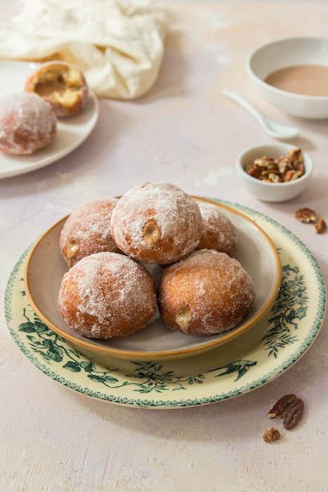 recette de Petits beignets au sucre à la Pécatonka