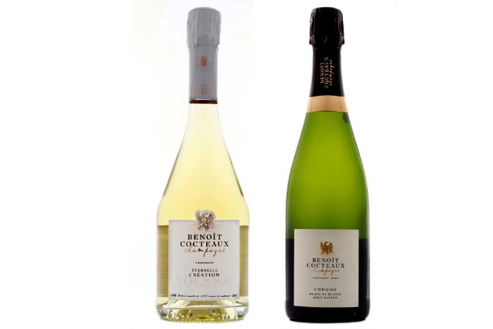 Les bons accords mets-champagne Benoit Cocteaux