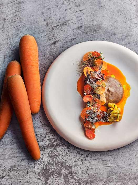 recette de Carottes glacées dans un jus de carottes