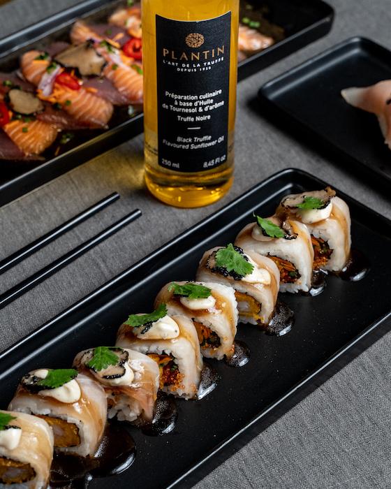 Le samba truffe Côté Sushi