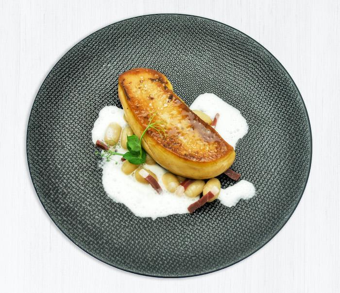 recette d'Escalopes de foie gras poêlées