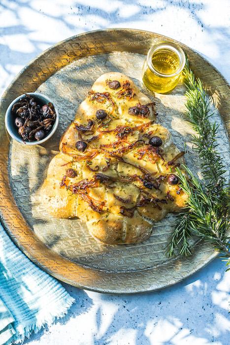 recette de Sapin balls à l'huile d'olive