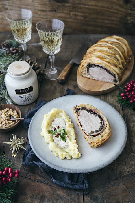 recette de Filet mignon en croûte feuilletée