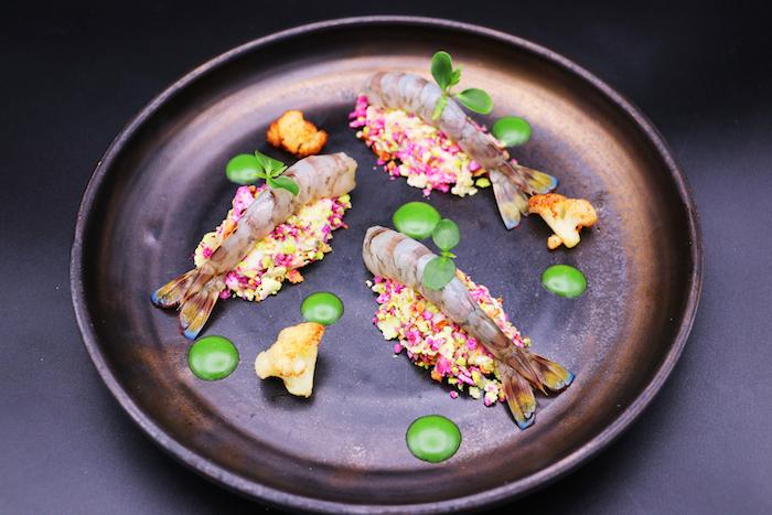recette de Crevettes impériales au naturel