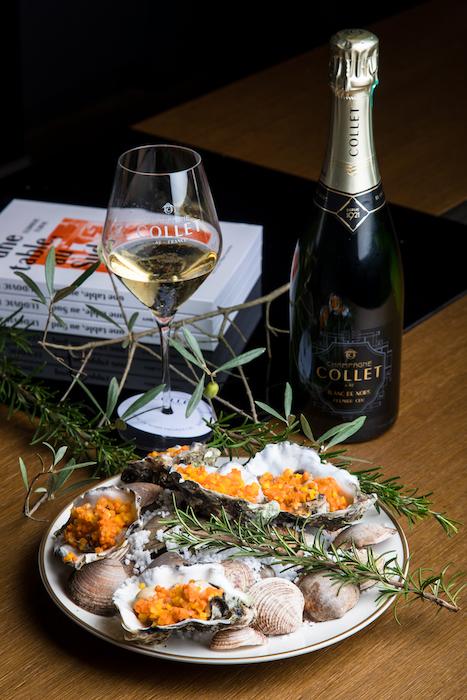 Prix Champagne Collet Ludovic Turac