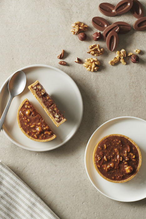 recette de Tarte Jivara Caramel