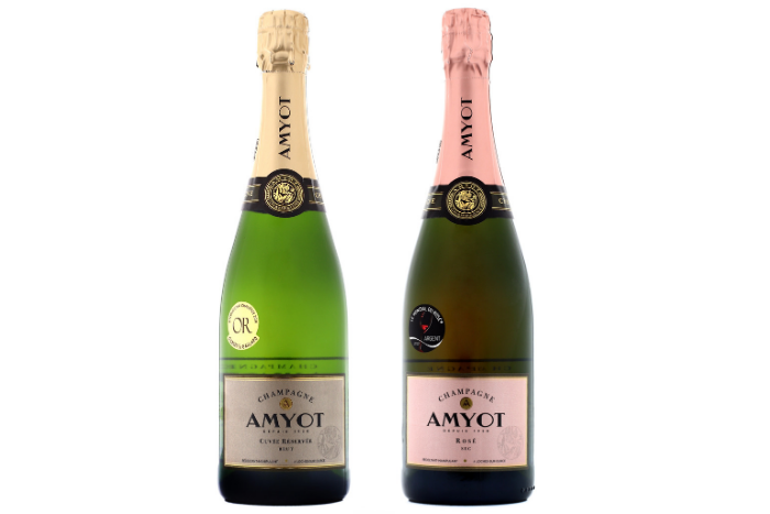 Les bons accords mets-champagne Amyot