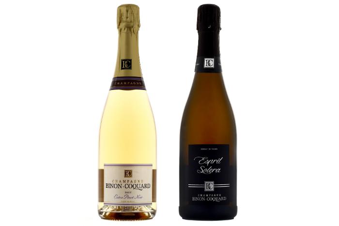 Les bons accords mets-champagne Binon Coquard