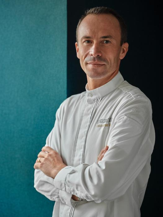 Christophe Hay Cuisinier de l'Année 2021