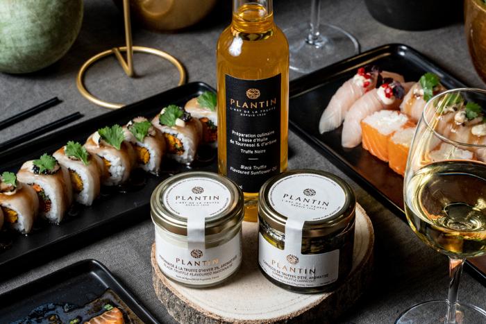 Côté Sushi et Plantin