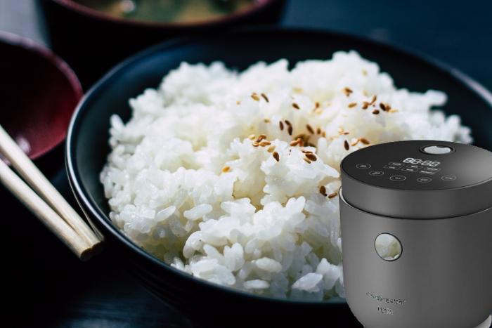 Le Cuiseur à riz Low Sugar