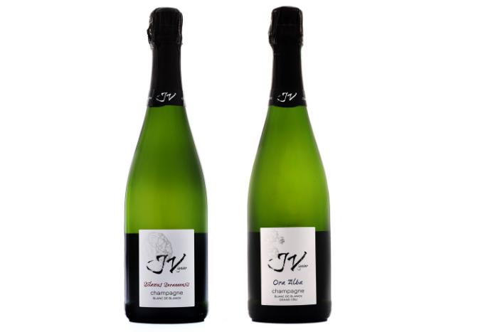 Les bons accords mets-champagne J. Vignier