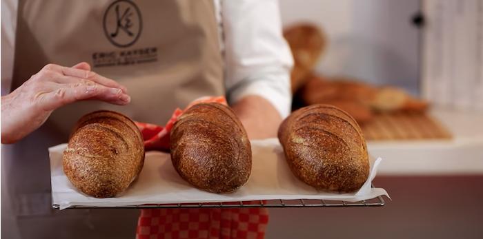 recette du pain complet de la Maison Kayser