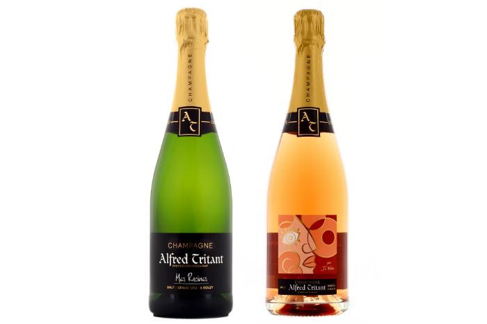 Champagne Tritant