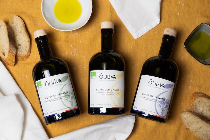 Ouliva, l'huile d'olive qui joue la transparence