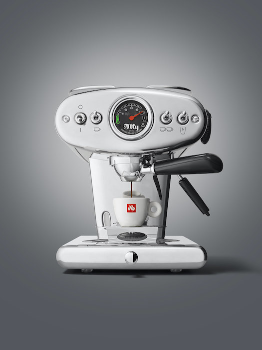 nouvelle machine illy X1
