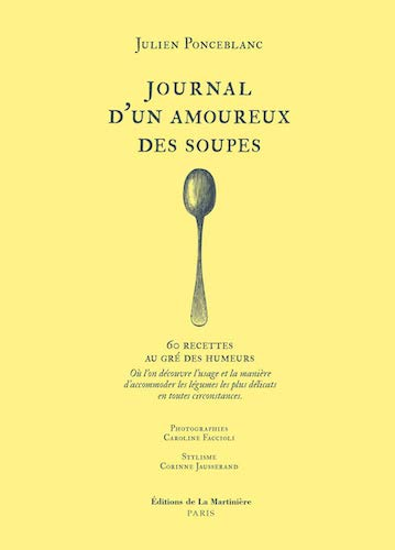 Journal d'un amoureux des soupes